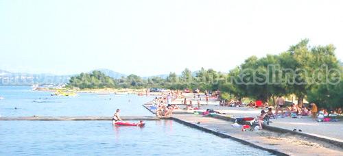 Kroatien Raslina Plaza